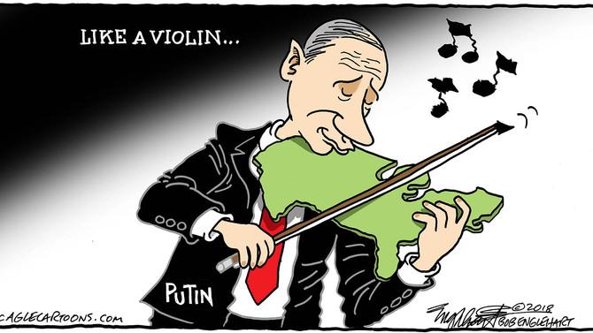 Putin Knows