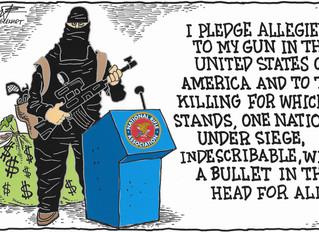 Stop the gun cult