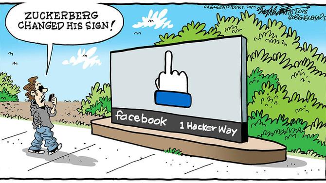 Face Facebook