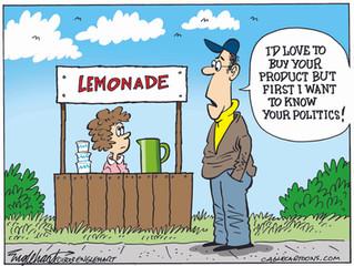Lemonade Stand Politics