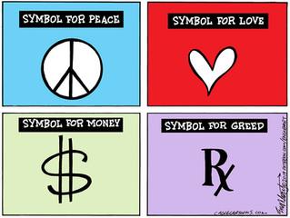 Well known symbols