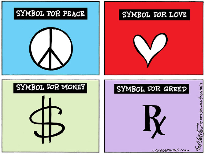 Well known symbols