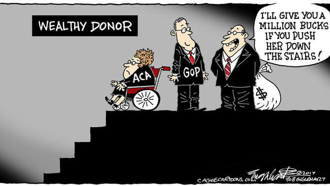 The Republican Money Tree