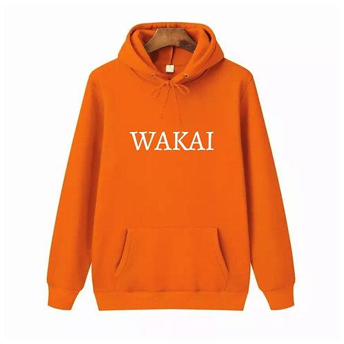 Orange Wakai Hoodie