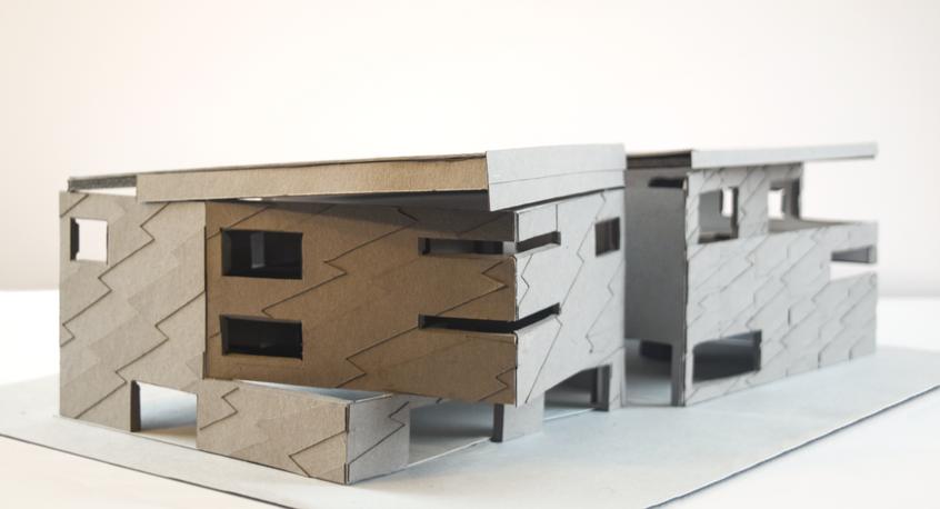 Oakland Firehouse Model