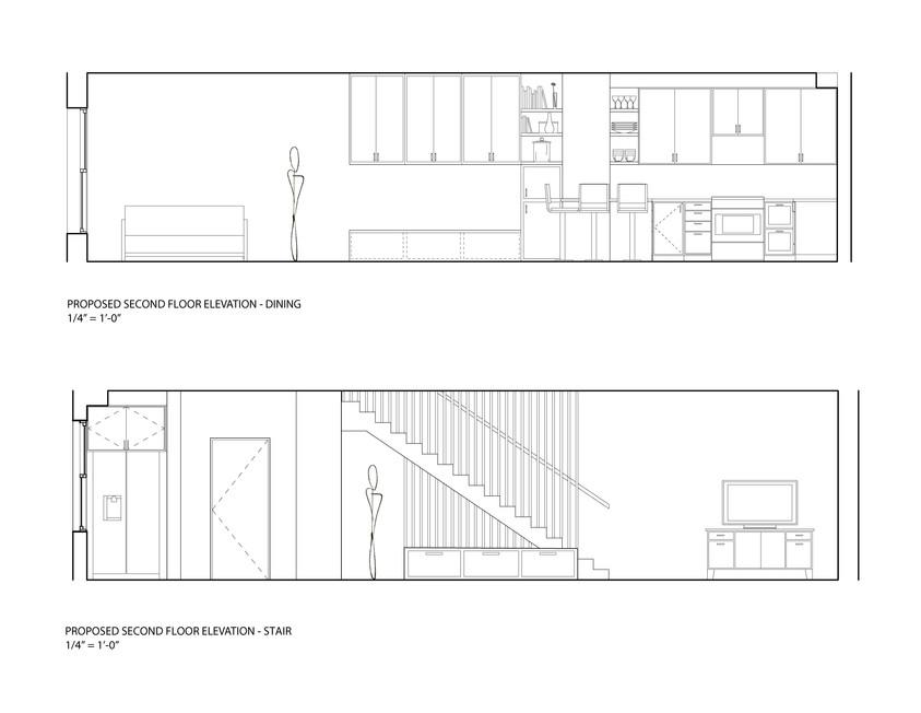 Navy Yard Design - Elevations