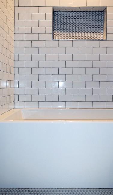 Communal Bathroom Tiles