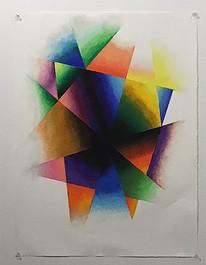 Color Line Study III