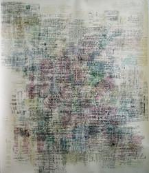 Textual Portrait V