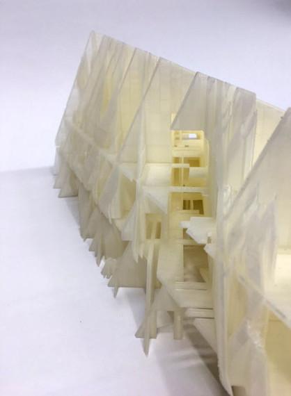 3D Model detail