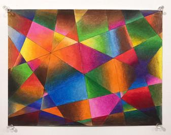 Color Line Study II