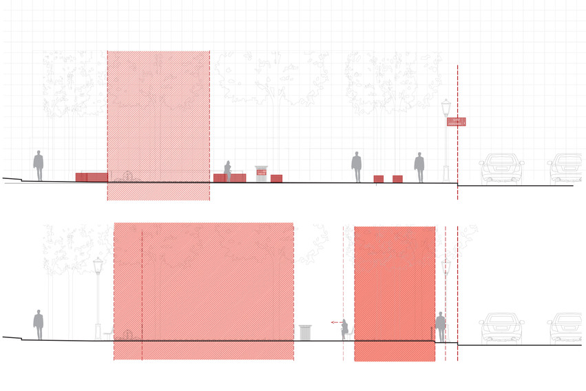 Section - Edge Condition Diagram