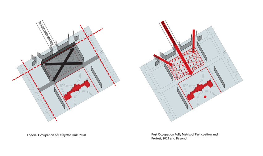 Site Diagram - Before & After Intervention
