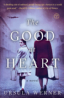 Cover Art for Ursula Werner's The Good at Heart