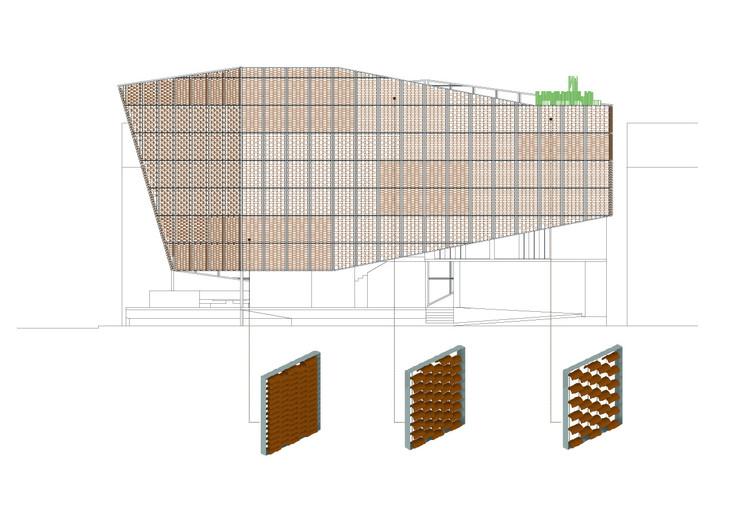 Terracotta Screen Diagram
