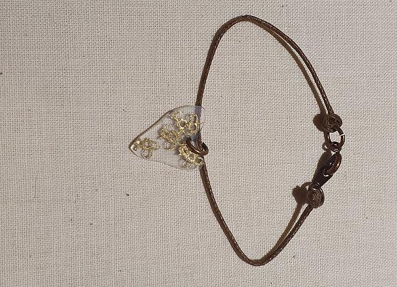 Bracelet  cœur fillette