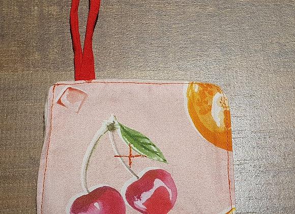 Coton bio fruit d'été