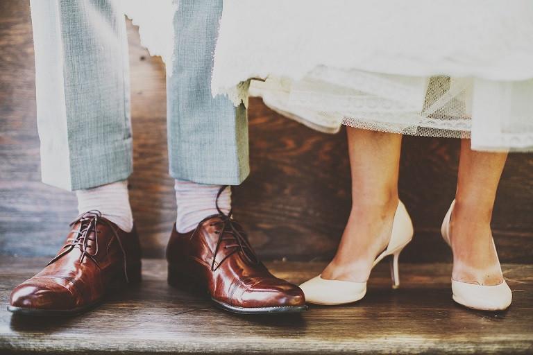 porter des chaussure en cuir, l'essentiel!