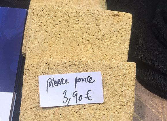 Pierre ponce marocaine