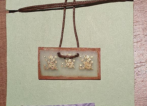 Collier Perle de cerisier