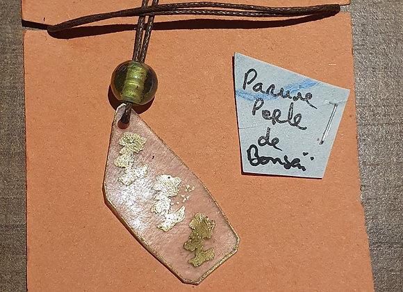 Collier Perle de Bonzaï