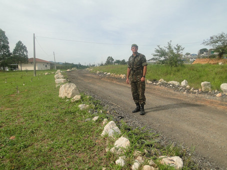 Pedrita reforça parceria com o 63º Batalhão de Infantaria do Exército