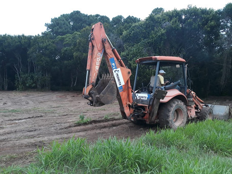 Pedrita é parceira no projeto de implantação do Parque Morro das Pedras