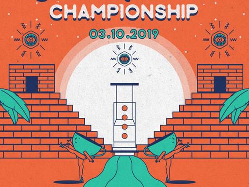 DESCAMEX como juez en Mexican Aeropress Championship