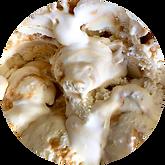white chocolate honeycomb