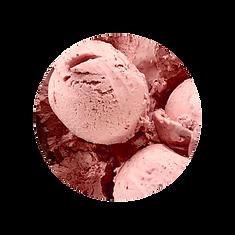 Raspberry British Ice Cream