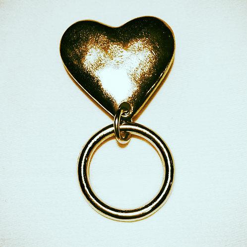 Gold Heart - G