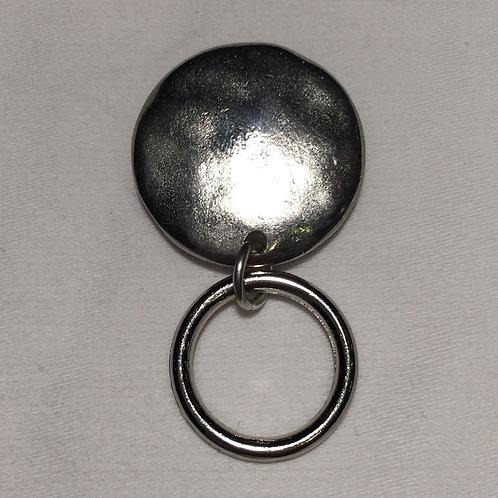 Silver Round - P