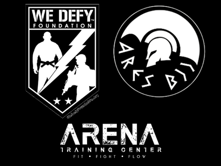 Proud Member of the We Defy Foundation