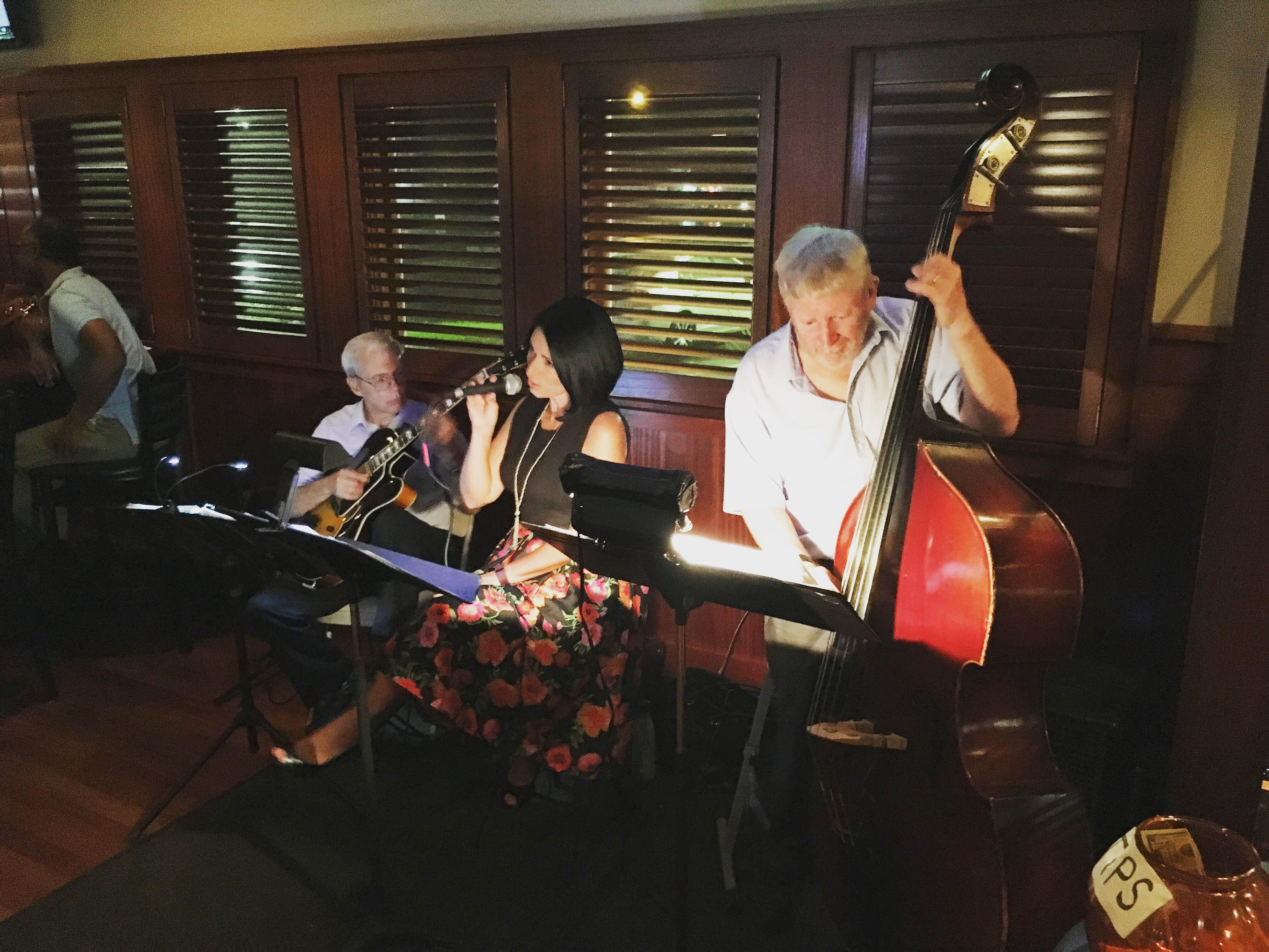 Megan Gebert Wilson Take Two Trio
