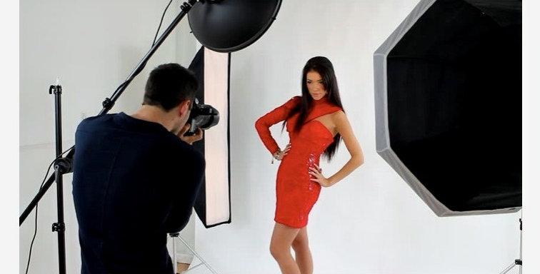 Western Model Photoshoot (Ladies Wear)