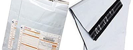 Plain Courier Bag with POD (12X18 inch) (Address pouch)