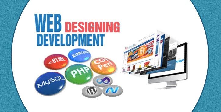 Website Design & Development (Fully Mobile Responsive)