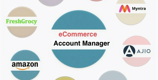 eCommerce Account Manager (Monthly)