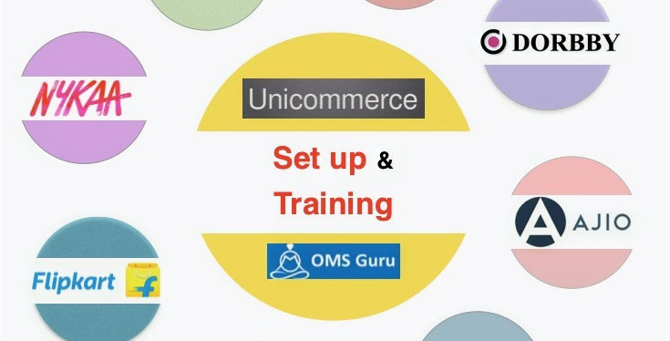Unicommerce and OMS Guru Set Up Per Portal & Training Module