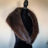 Beaver Fur Collar