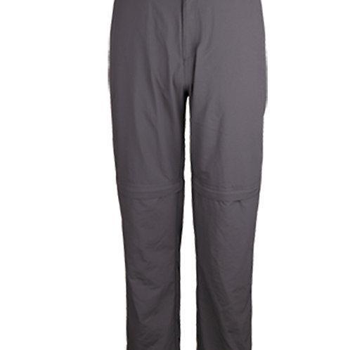 Water repellent convertible pants