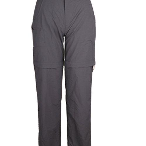 Men's water repellent convertible pants