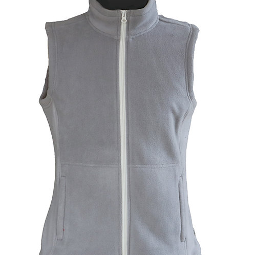 Women's fleece sweater vest