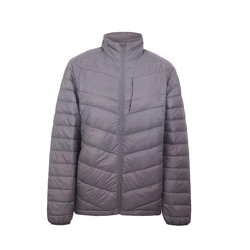 Men's Light Weight Packable Short Down Jacket