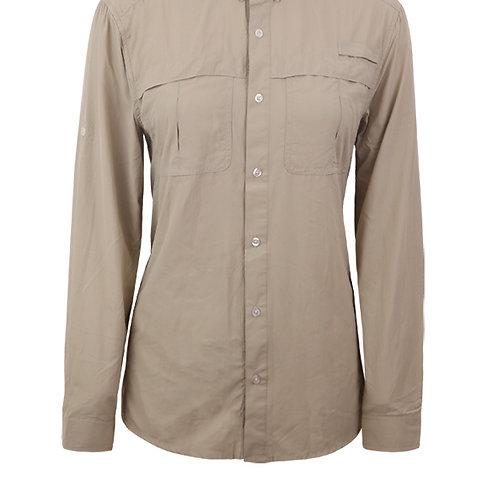 Bug Free Long Sleeve Fishing Shirt