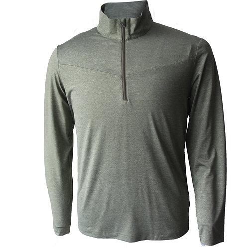Men's long sleeve 1/4 zip trail shirt