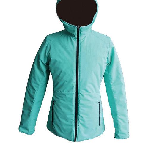 Women's insulated reversable jacket