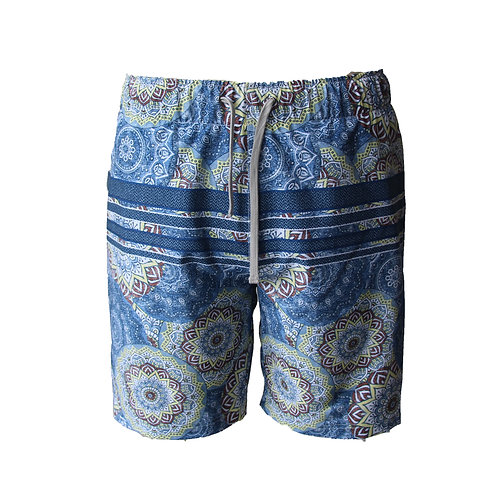 Men's quick drying beach shorts