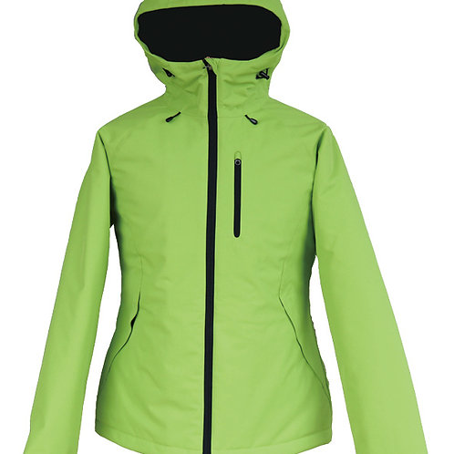 Women's waterproof snow jacket