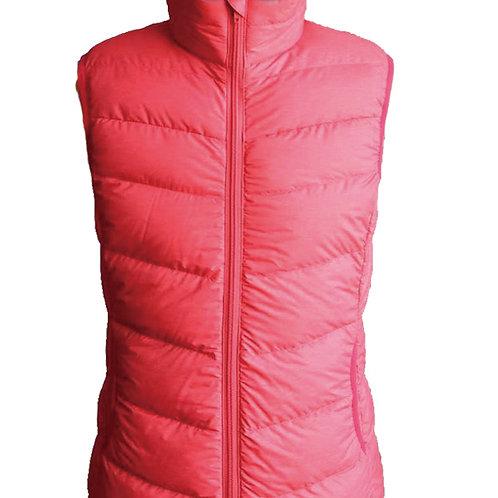 Women's Lightweight Outdoor Down Puffer Vest